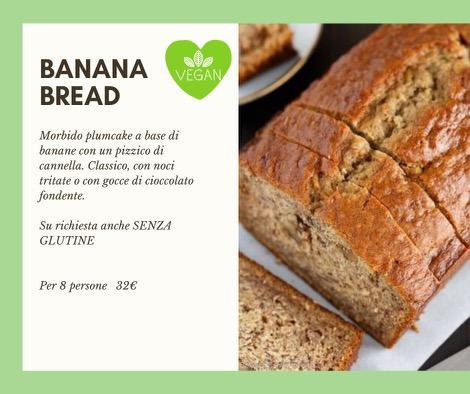 Banana Bread Vegan